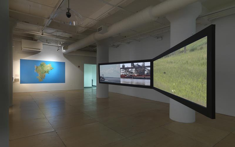 Exhibition view at Gallery 400