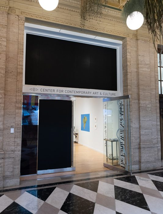 Center for Contemporary Art & Culture @PNCA